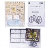 13 EN 1 Kit Robot Solar Coche, Barco, Perro, etc