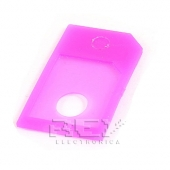2x Adaptador MICRO SIM A SIM IPHONE 4 4S IPAD Color ROSA