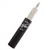 Adaptador Bluetooth con Micrófono y Salida Auxiliar de 3.5mm
