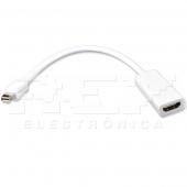 Cable Mini Display Port DP a HDMI MAC MACBOOK AIR iMAC PRO