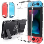 Carcasa PC para NINTENDO SWITCH Ultrafina Protector Transparente