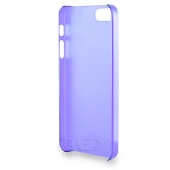 Carcasa iPhone 5 ULTRA FINA Color LILA