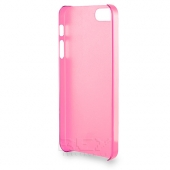 Carcasa iPhone 5 ULTRA FINA Color Rosa