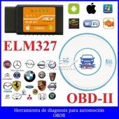 ELM327 Interfaz V2.1 Wifi OBD-II OBD2 Coche Maquina Diagnosis