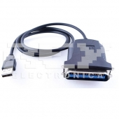 Cable Paralelo Adaptador Impresora USB IEEE 1284 36 PIN