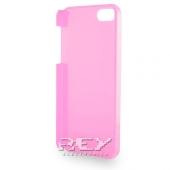Carcasa iPhone 5 Rígida color ROSA