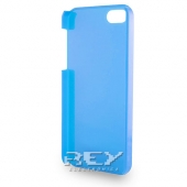Carcasa iPhone 5 Rígida color MARINO