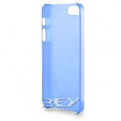 Carcasa iPhone 5 ULTRA FINA Color AZUL