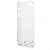 Carcasa iPhone 5 ULTRA FINA C/ TRANSPARENTE TAMIZADO