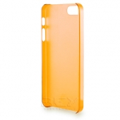 Carcasa iPhone 5 ULTRA FINA Color Naranja