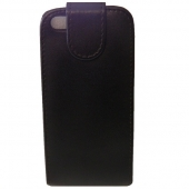 Funda Carcasa iPhone 5 5G Piel Polipiel Rosa