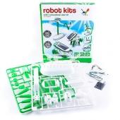 Juguete Robot Solar Kit Educativo 6 en 1 Perro Barco Avión