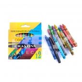 Lápices de Cera 12 Lapices de Colores