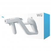 Pistola ZAPPER Wii REMOTE NUNCHUCK BLANCO en Caja