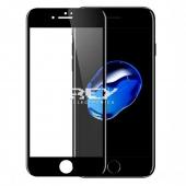 1x Cristal Templado 3D 5D IPHONE 7 PLUS / IPHONE 8 PLUS NEGRO
