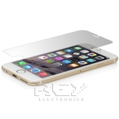 3x Protectores para iPHONE 6 / 6S / de Cristal Templado