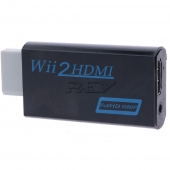 Adaptador Video y Audio de Wii a HDMI FullHD