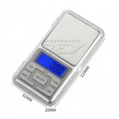 BALANZA Digital 0.1gr - 500gr Báscula Peso