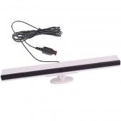Barra Sensor INFRARROJOS NINTENDO Wii / U Cable Color Blanco