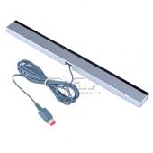Barra Sensor INFRARROJOS NINTENDO para Wii Mini Cable GRIS Mate