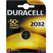 Blister 1 Pila Originales DURACELL CR / DL 2032 3V