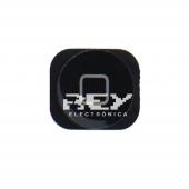 Botón Negro compatible iPhone 5, Repuesto botón