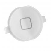 Botón para iPhone 4, 4S, Blanco, Repuesto Botón