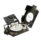 Brújula Magnética Profesional Impermeable Militar Inclinómetro