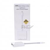 Cable Adaptador 8 Pin Macho a USB Hembra Cámara