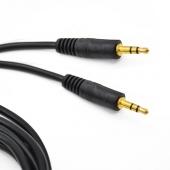 Cable Cable Mini Jack Macho Macho Oro 2 Metros  3.5mm Audio Ster