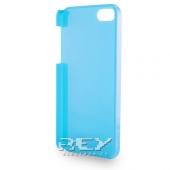 Carcasa iPhone 5 Rígida color AZUL