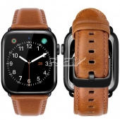 Correa de Piel  Recambio APPLE WATCH SERIES 1/2/3/4/5 42mm/44mm