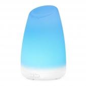 Difusor de Esencia Aromático Humidificador  7 Colores luz LED