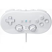 Mando CLASSIC CONTROLLER  Wii / Wii U BLANCO Caja Original