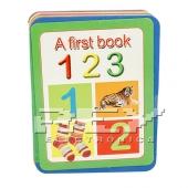 Mi Primer Libro de Números Aprender Numeración Niños Iniciación