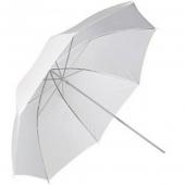 Paraguas Fotográfico Difusor Reflector Translúcido Blanco
