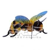Puzzle 3D Avispa Insecto Amarillo 12 Piezas