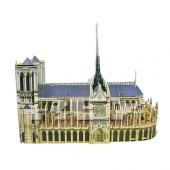 Puzzle 3D Catedral de Notre-Dame Rompecabezas París