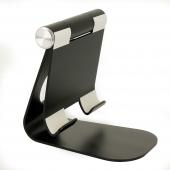 Soporte Mesa Aluminio para iPad Tablet Atril Universal Ajustable