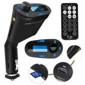 Transmisor FM REPRODUCTOR MP3 para Cargador de Coche